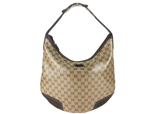 BRAND NEW Gucci GG Waterproof Hobo Bag