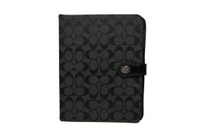 Coach Black Signature Ipad 2 / 3rd Generation Nett Price