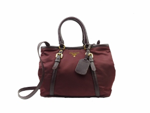 Prada Tessuto Nylon Convertible Satchel Bag BN1841