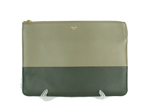 SOLD OUT Celine Mix Color Lambskin Clutch Pouch