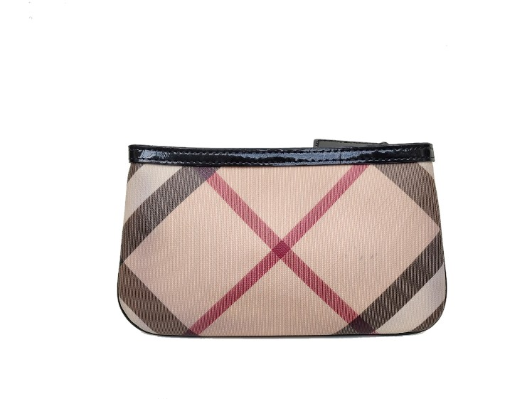 Burberry Nova Check Pouch