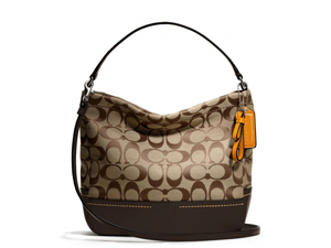 BRAND NEW Coach Park Signature Mini Duffle Crossbody F49158