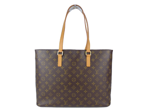 Louis Vuitton Monogram piano tote