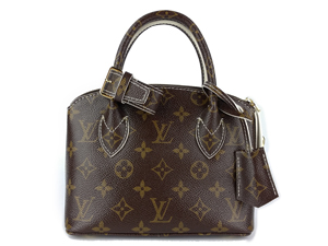 Brand New Limited Edition Louis Vuitton Monogram Fall Winter 2012 Lockit BB Bag