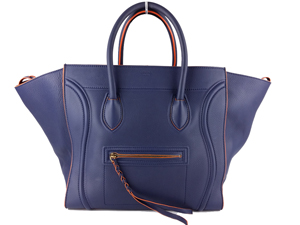 Celine Luggage Phantom in Supple Calfskin Bag
