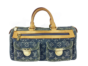 Louis Vuitton Denim Blue Neo Speedy M95019
