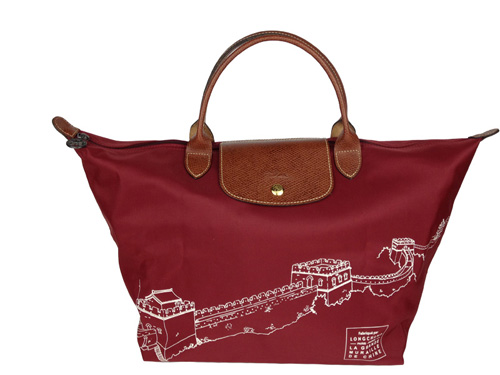 BRAND NEW Longchamp Le Pliage Great Wall Short Handle
