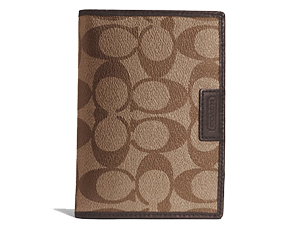 Sold Out BRAND NEW Coach Khaki CHS Passport Case F68667