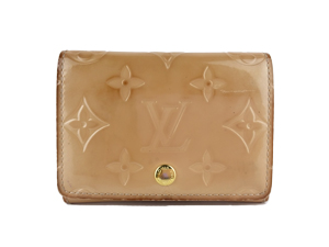 Louis Vuitton Vernis Card Holder M91407