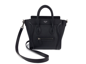 SOLD OUT BRAND NEW Celine Black Nano