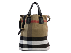 BRAND NEW Burberry House Check Tottenham Tote
