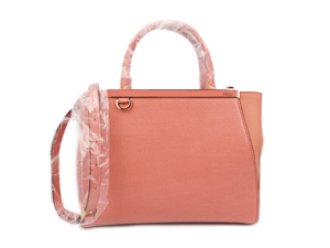 SOLD OUT BRAND NEW Fendi Petite 2Jours Vitello Elite Bag in Pink