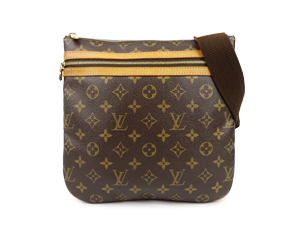 Louis Vuitton Monogram Pochette Bosphone M40044