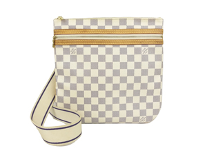 Sold Out Louis Vuitton Damier Azur Pochette Bosphone
