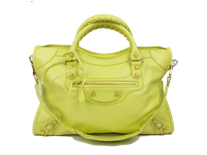 SOLD OUT Balenciaga Lemon Twist Giant 12 Gold City