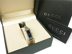 Gucci Series Ladie's Bangle Watch