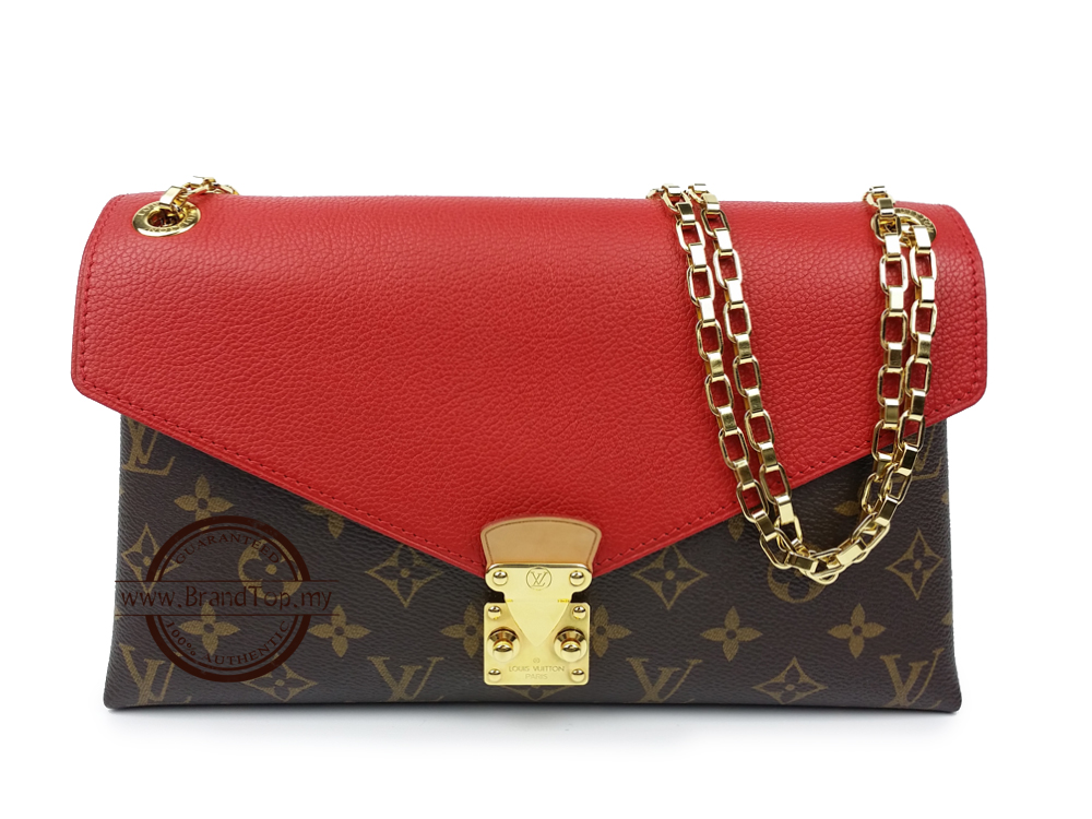 dee288ed5d0c SOLD OUT Louis Vuitton Monogram Pallas Chain