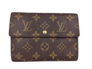 Louis Vuitton Vintage Monogram Wallet
