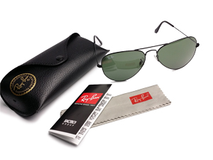 SOLD OUT BRAND NEW Ray Ban Aviator Large Metal RB3025 L2823