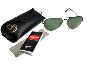 SOLD OUT BRAND NEW Ray Ban Aviator Large Metal II RB3026 L2821