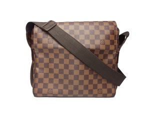 Louis Vuitton Damier Ebene Naviglio Sling Bag