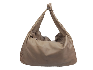 SODL OUT Bottega Veneta Nappa Intrecciato Knot Hobo Bag