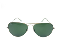 SOLD OUT BRAND NEW Ray Ban Aviator Large Metal II L2846 62-14