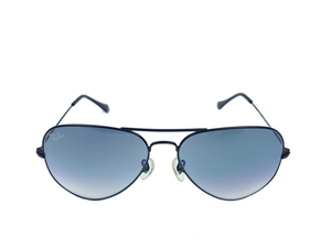 SOLD OUT BRAND NEW Ray Ban Aviator Large Metal 002/32 58-14 Gradient Lenses