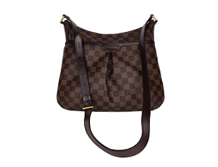 Louis Vuitton Damier Ebene Bloomsbury PM Sling Bag