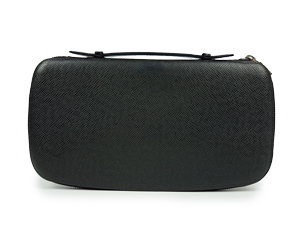 Louis Vuitton Black Taiga Atoll Organizer Travel Case M30652