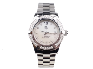 TAG Heuer Aquaracer Diamond Ladies Watch WAF1416.BA0813