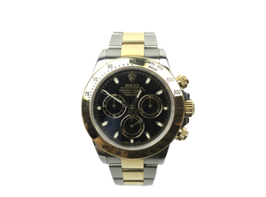 Rolex Cosmograph Daytona Steel / Yellow Gold 116523