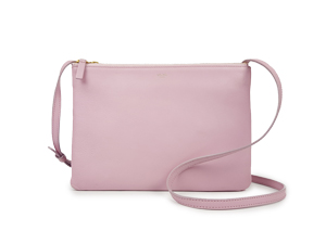 SOLD OUT Celine Pink Trio Crossbody Bag