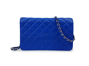 SOLD OUT Chanel Lambskin Wallet On Chain WOC