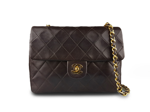 SOLD OUT Chanel Lambskin Flap WGH
