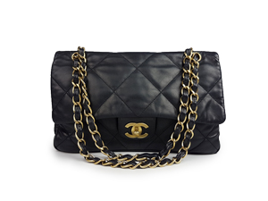Chanel Seasonal Flap With Gold Hardware