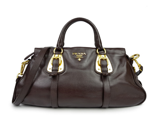 SOLD OUT Prada Soft Calf Leather Top Handle Bag BN1903