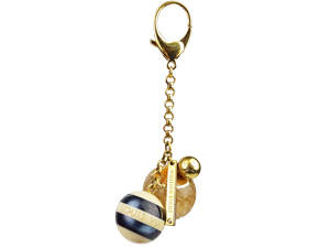 Louis Vuitton Mini Lin Croisette Bag Charm