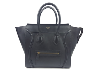 Celine Black Mini Luggage
