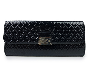 SOLD OUT Tod's Signature Leather Continental Wallet