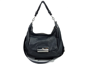 Coach Kristin Leather Hobo Crossbody Bag 16808