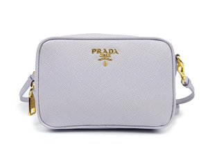 Prada Saffiano Mini Zip Crossbody 1N1674