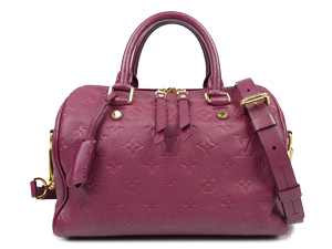 Louis Vuitton Aurore Empreinte Speedy 25
