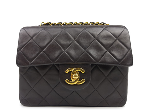 SOLD OUT Chanel Vintage Mini Square WHG