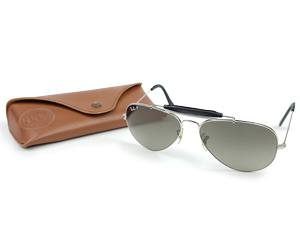 SOLD OUT Ray Ban Shooter Aviator Sunglasses