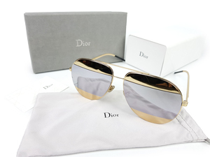 Christian Dior Split Shades Sunglasses