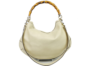 Gucci Peggy Bamboo Hobo Two Way 169976