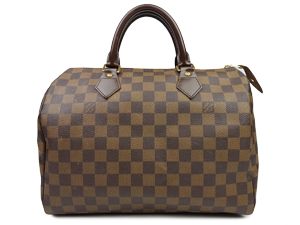 SOLD OUT Louis Vuitton Damier Ebene Speedy 30