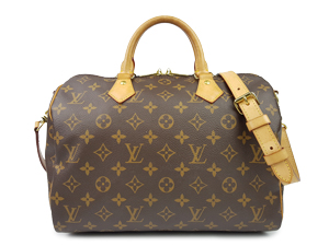 SOLD OUT Louis Vuitton Monogram Speedy Bandouliere 30