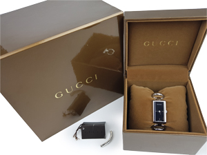 Gucci Tornabuoni Ladies Watch